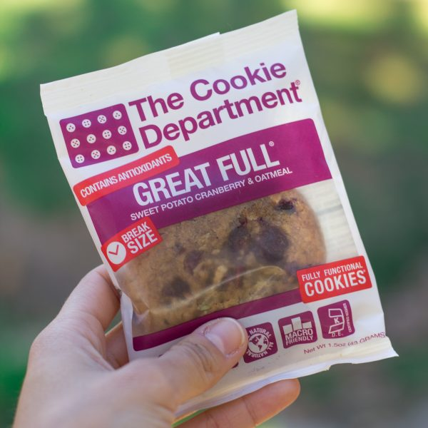Great Full Sweet Potato Cranberry Oatmeal The Cookie Department