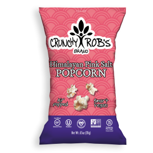 Vegan Himalayan Salt Popcorn Small