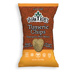 Vegan Tumeric Chips Small