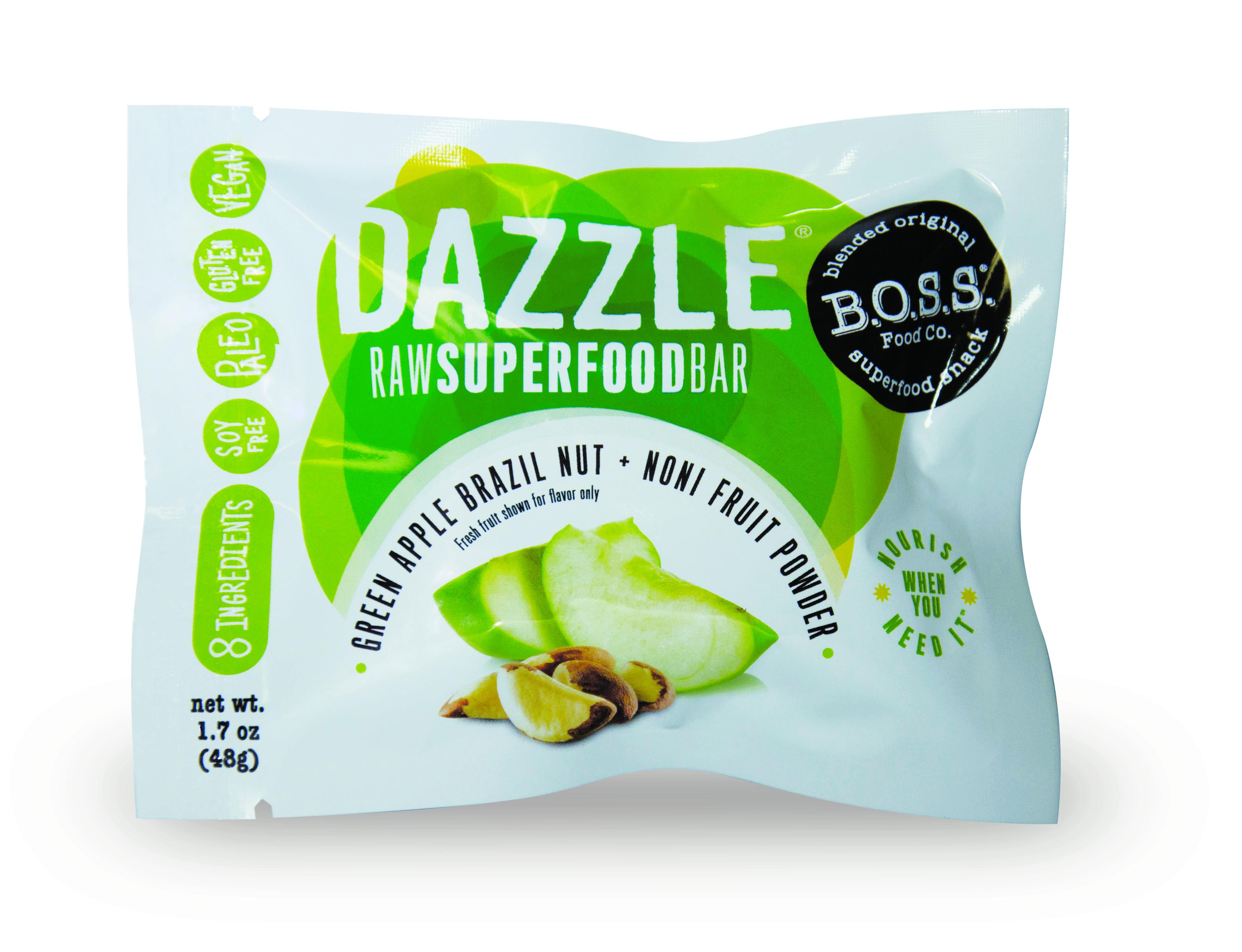 boss vegan bar dazzle