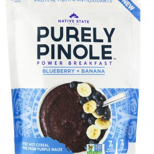 Deja Vegan Blueberry Banana Pinole